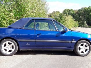 306 Cabriolet 1.6