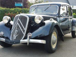 Citroën Traction 11 BL 1939
