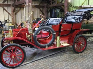 Ford Model T Touring 1910
