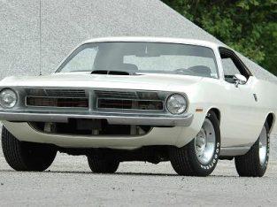 Plymouth Hemi Cuda 1969