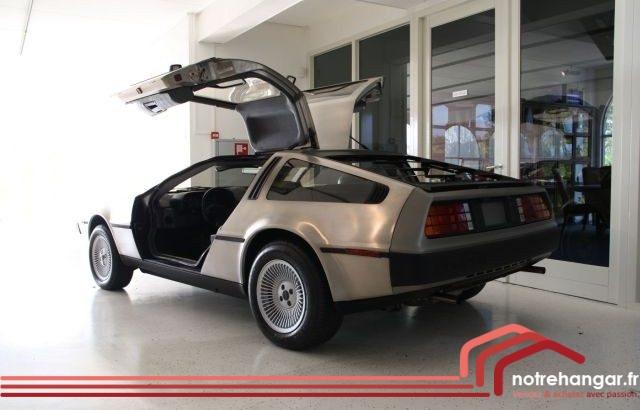 DMC Delorean MK2 1983