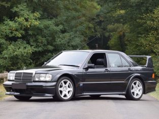 Mercedes-Benz 190E Evolution II 1990
