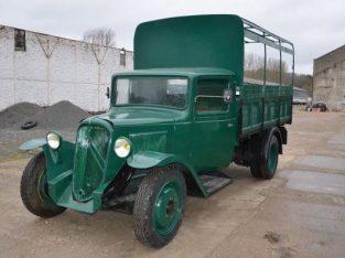 Citroën Type 23 Série U (U23) 1935